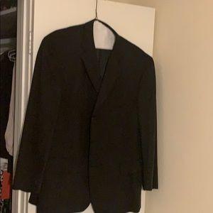 Men's blazer black